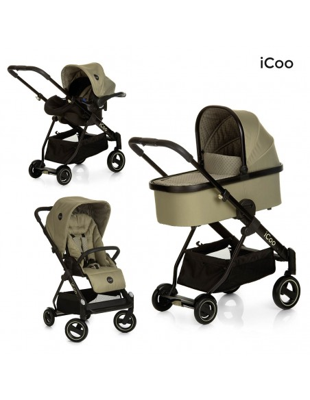 I'Coo Acrobat XL Plus Trio Set