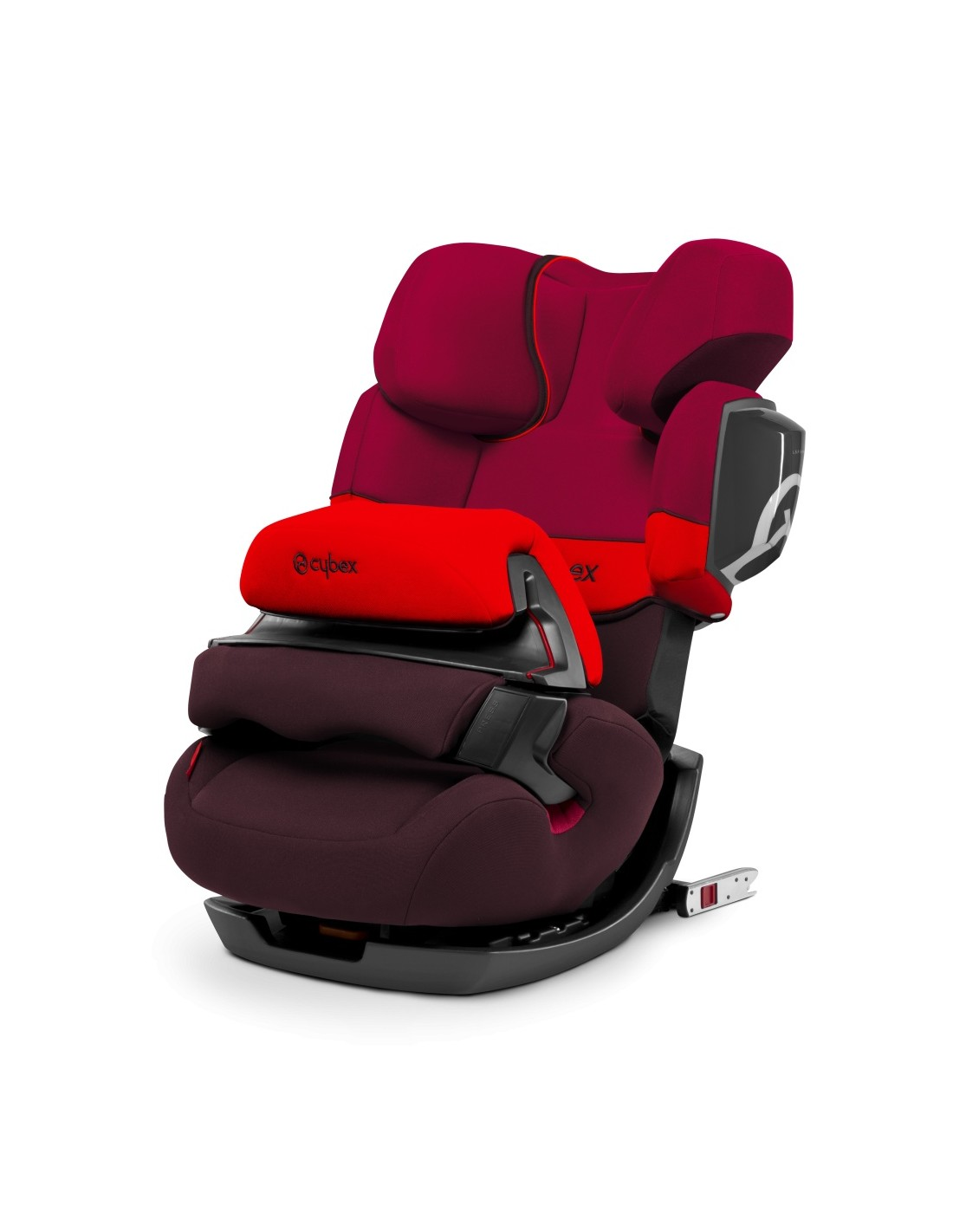 cybex pallas 2 fix rumba red sklep. Black Bedroom Furniture Sets. Home Design Ideas