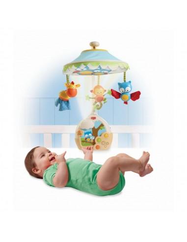 Tiny Love Karuzela magiczna z projektorem - Zabawki