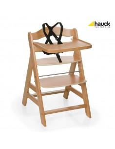 Hauck Gamma+ Krzesełko drewniane