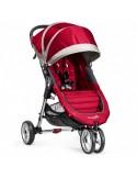 Baby Jogger City Mini crimson gray