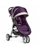 Baby Jogger City Mini + barierka GRATIS purple gray