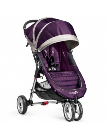 Baby Jogger City Mini purple gray