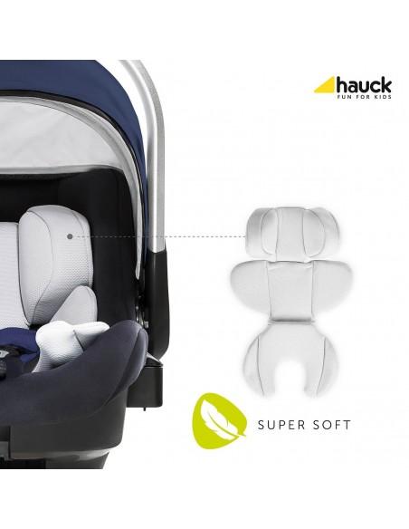 hauck fotelik iPro Baby Set Denim