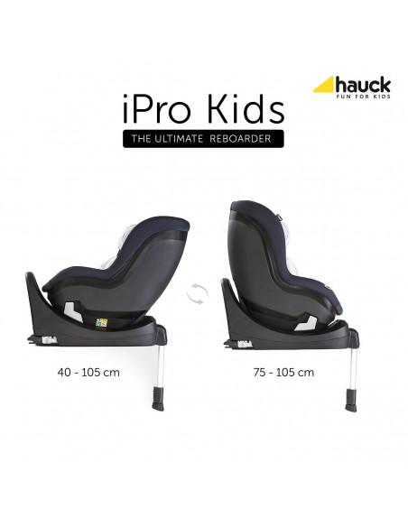 hauck fotelik iPro Kids Denim