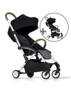 ZESTAW Wózek Bumprider Connect biały/szary + drugi wózek -50%