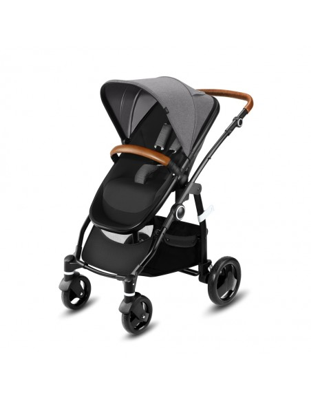 Cybex CBX Leotie Lux Leather Comfy Grey