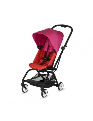Cybex wózek Eezy S Fancy Pink