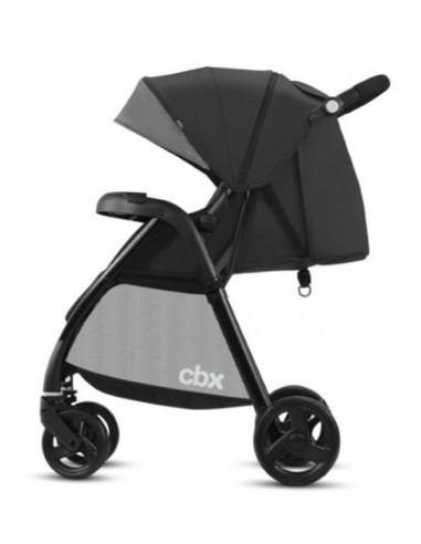 Cybex wózek Misu Air Smoky Antracite