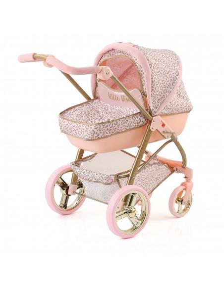 Hauck wózek dla lalek Boston 2w1 Little Diva