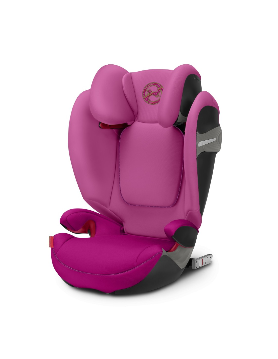 cybex solution s fix fancy pink. Black Bedroom Furniture Sets. Home Design Ideas