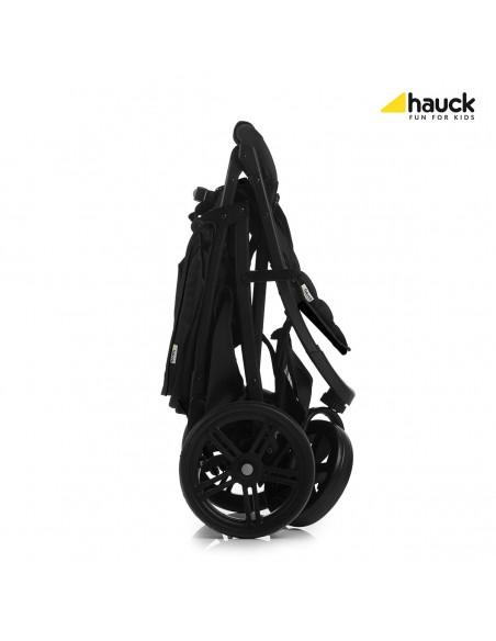hauck wózek Rapid 3 Caviar/Turquoise