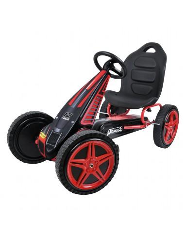 hauck gokart Hurrican Red