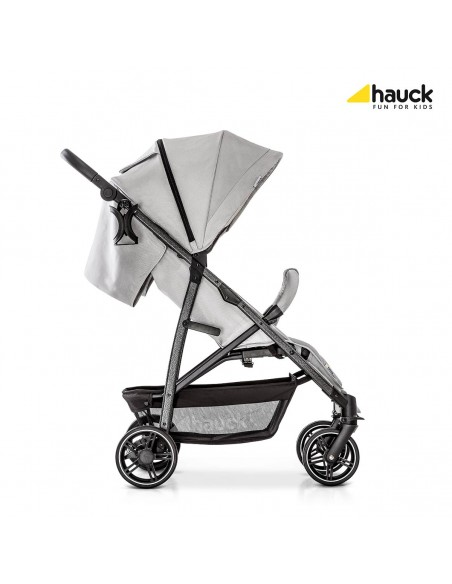 hauck wózek 3w1 Rapid 4S Plus Trioset Lunar/Stone
