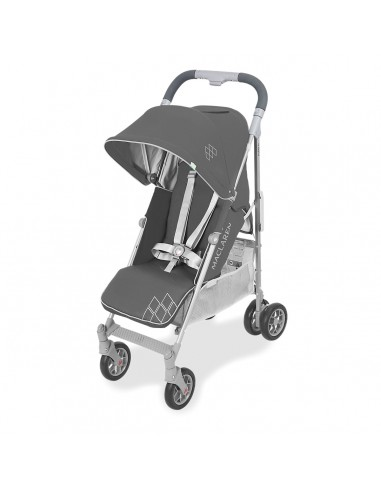 MACLAREN TECHNO XT ARC Charcoal/silver