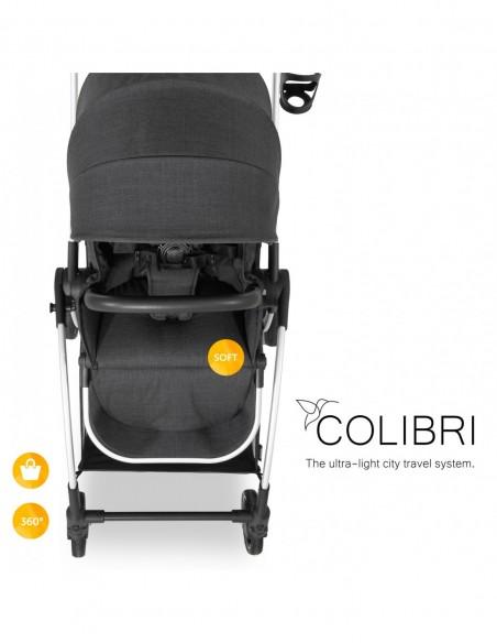 hauck wózek Colibri Black