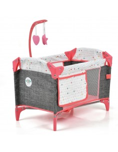 Hauck łóżeczko dla lalek Sleep N Play Deluxe Play n Go Outlet