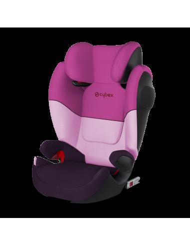 Cybex Solution M-Fix SL - Purple Rain