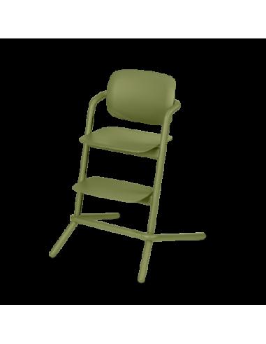 Cybex LEMO wysokie krzesełko do karmienia Outback Green
