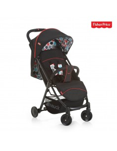 hauck wózek Fisher Price Rio Plus Gumball Black - Outlet