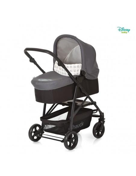 hauck wózek 3w1 Rapid 4X Plus Trioset Mickey Cool Vibes - Outlet
