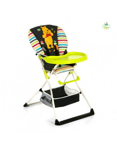 hauck krzesełko Mac Baby Deluxe Pooh tidy time - Outlet