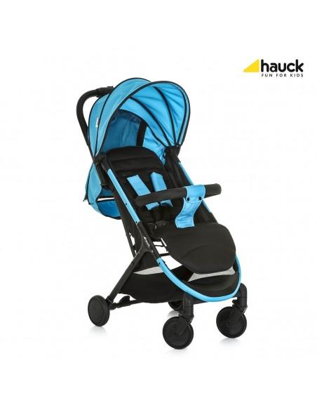 hauck wózek Swift Plus neon blue/caviar - Outlet