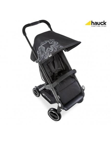 hauck wózek Micro Star caviar - Outlet