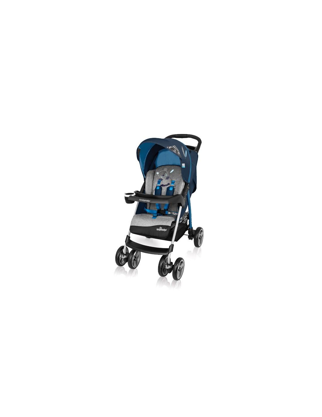 Baby Design spacerówka Walker Lite Blue