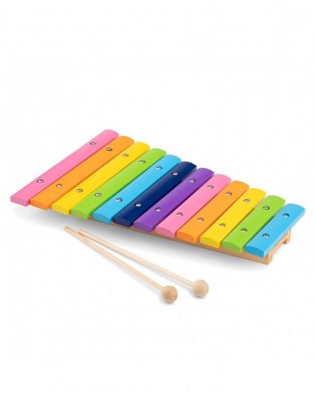 New Classic Toys Cymbałki - 12 tonowe