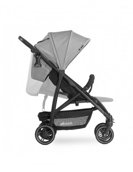 hauck wózek Rapid 4R Plus Grey