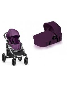 Baby Jogger City Select +  gondola Bassinet Kit + KOD RABATOWY - Strona główna