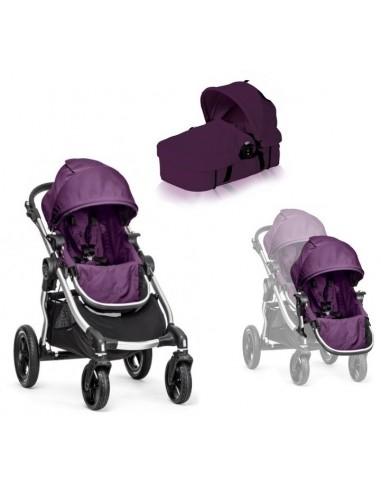 Baby Jogger City Select + siedzisko + gondola Bassinet Kit + KOD RABATOWY - Strona główna