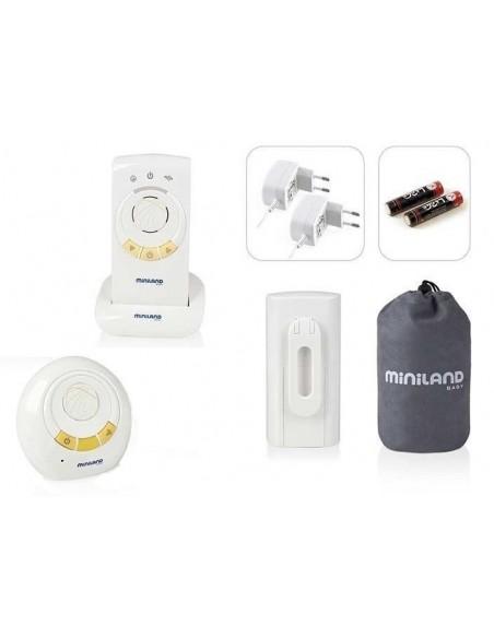 Miniland Elektroniczna niania cyfrowa - model basic - W domu