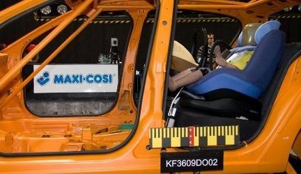 Najnowsze testy fotelików samochodowych ADAC